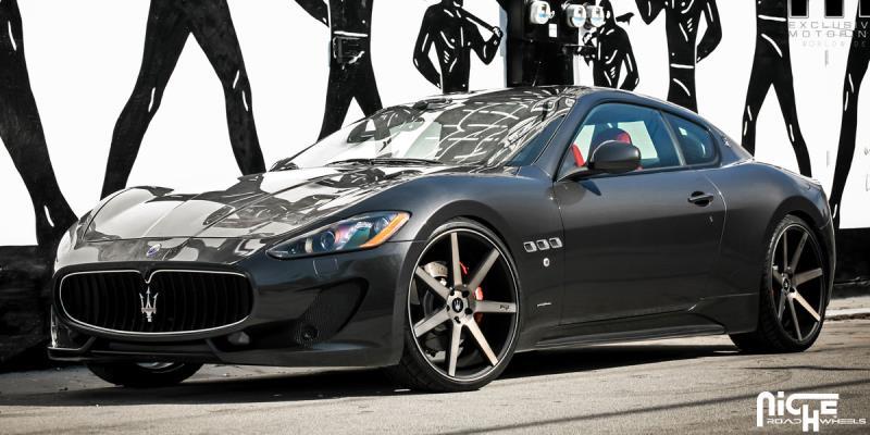 Maserati Gran Turismo Verona - M150