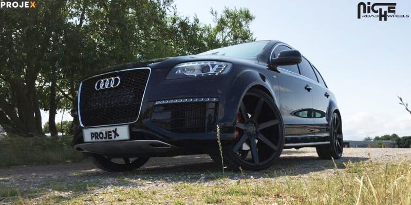 Audi Q7 Verona - M150