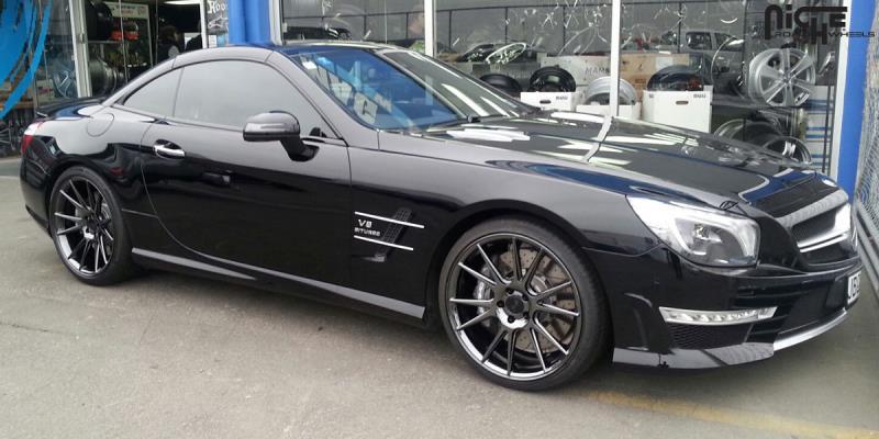 Mercedes-Benz AMG SL63 Vicenza - M154
