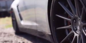 Nissan GT-R Featuring 21x10, 21x11 Niche Agiles