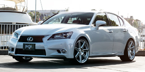 Lexus GS 350 on the new 20