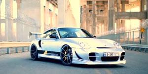 Porsche GT2 on 20
