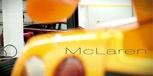 McLaren featuring Niche H530 Zurich Wheels