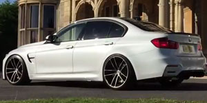 Niche Enyo | Projex UK | BMW M3