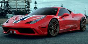 Niche Roma Mono II | Ferrari 458 Speciale