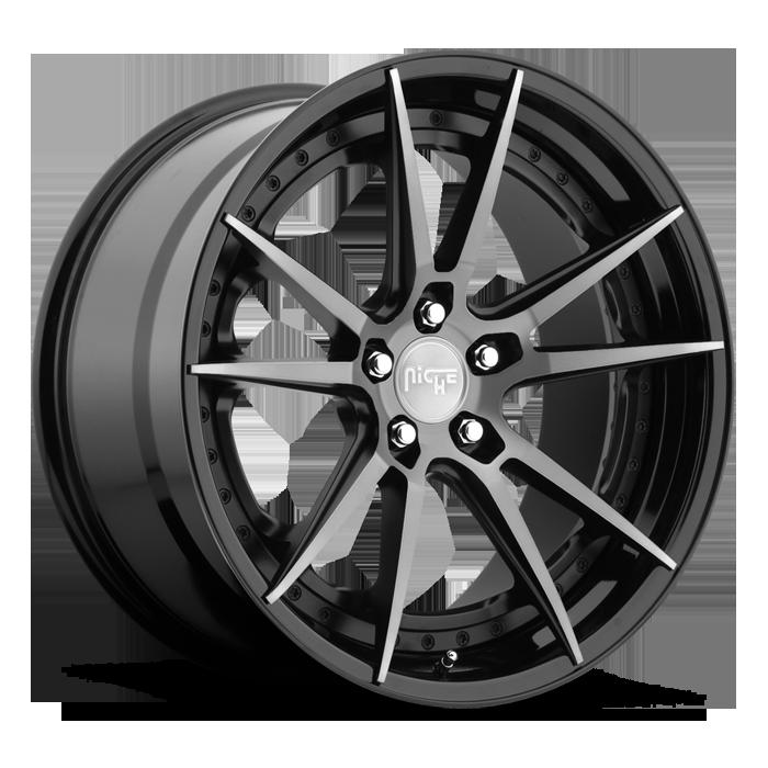 grand prix m324 niche wheels. Black Bedroom Furniture Sets. Home Design Ideas