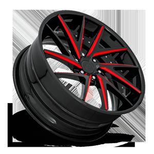 Invert Gloss Black w/ Porsche Red Accents