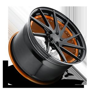 Invert Gloss Black w/ Orange Inner