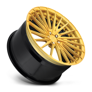 Majorca Matte Transparent Gold