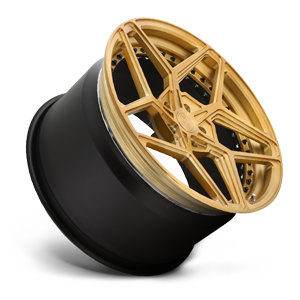 Technica Brushed Matte Transparent Gold