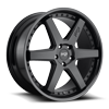 Altair - M192 in 20x9 | Satin Black/Gloss Black