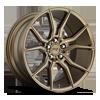 Ascari - M167 in Bronze 20x10.5