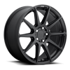 Essen - M147 in Satin Black 18x8