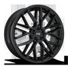 Gamma - M224 in 20x9 | Glossy Black