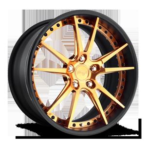Grand Prix in Copper w/ Matte Black Lip