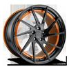Invert in Gloss Black w/ Orange Inner