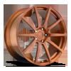 Scuderia 10 in Brushed | Transparent Copper 1