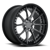 Sector in 18x9.5 | Gloss Gunmetal w/ Gloss Black Lip