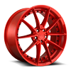 Sector - M213 in 20x9 Candy Red