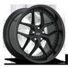 Vice - M226 in Satin Black/Gloss Black