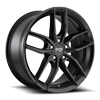 Vosso - M203 in 18x8 | Satin Black