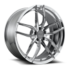 Vosso in 20x9 Polished | Anthracite Accents