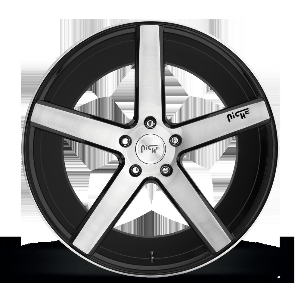 Milan - M124 - Niche Wheels