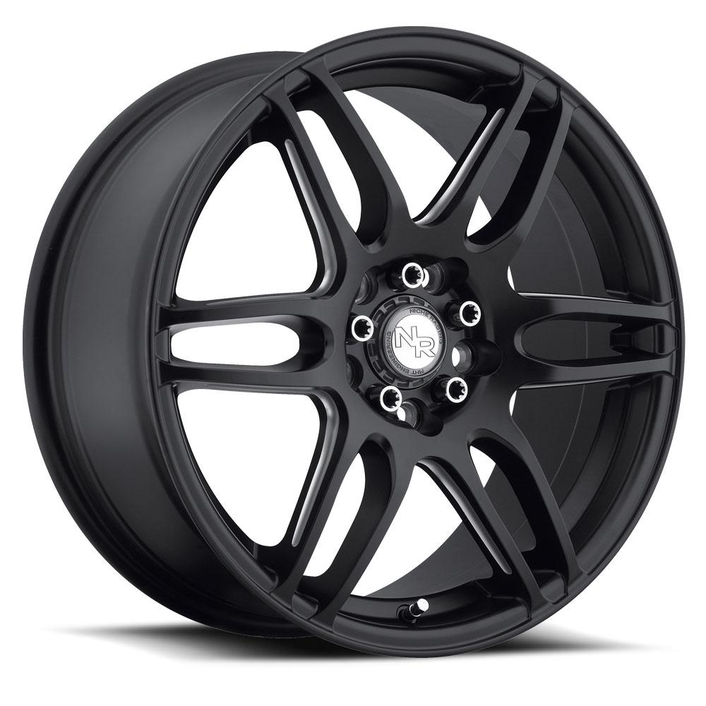 "Niche NR6 Wheels - M105 NR6 Rims | 17 & 18"""