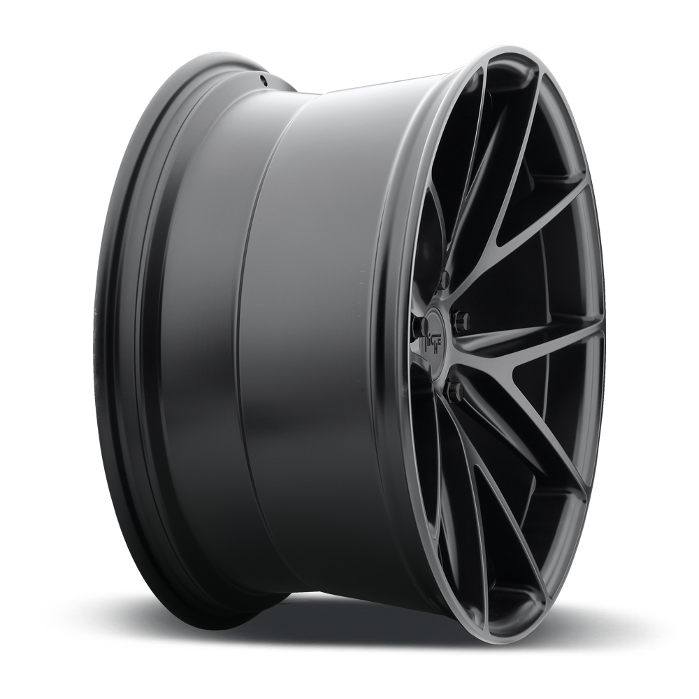 Niche Misano Wheel 18 Quot M117 Satin Black
