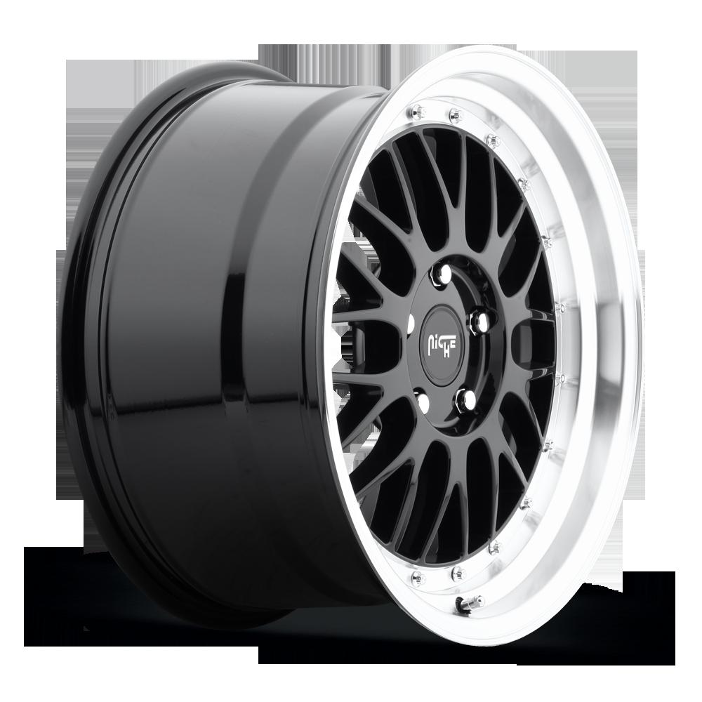 Niche Projekt Wheel 18 Quot M093 Black Machined