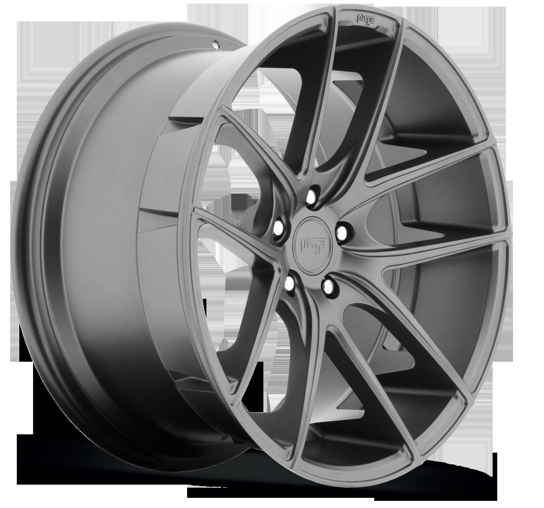 Targa M129 Niche Wheels