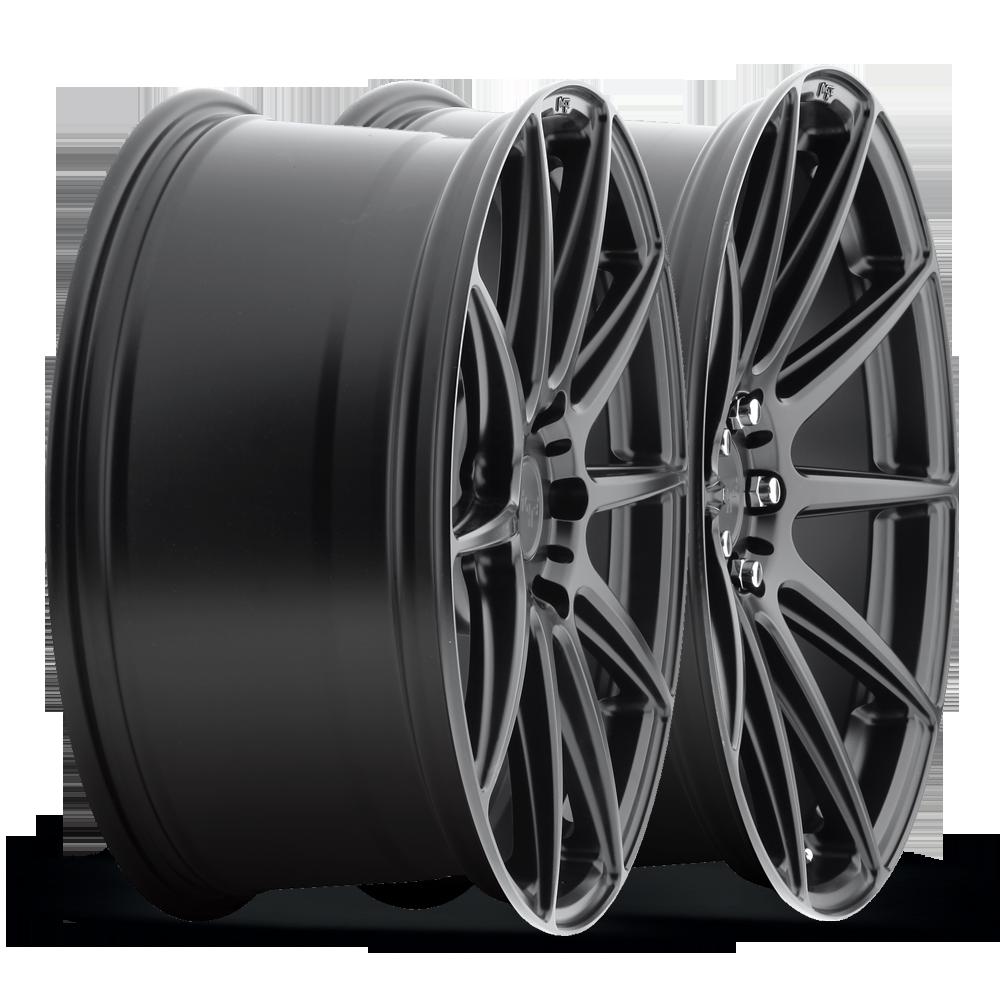 """Niche Essen Wheel 18"""" M147 (Satin Black"""